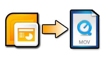 Convert PowerPoint to MOV