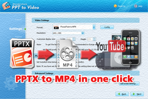 pptx to mp4 converter