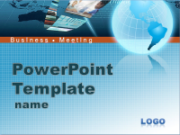 Free Business PowerPoint template  - PowerPoint Templates for FREE