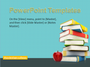 Free Education PowerPoint template  - PowerPoint Templates for FREE