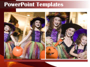 Free PowerPoint Templates - Halloween PowerPoint Templates