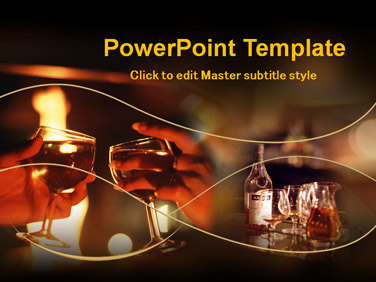 Free PowerPoint Templates - Party PowerPoint Templates