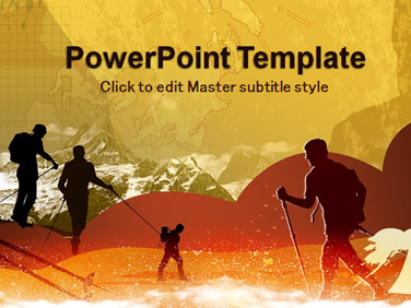 Free PowerPoint Templates - Sport PowerPoint Templates