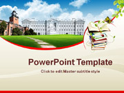 Free Training PowerPoint template  - PowerPoint Templates for FREE