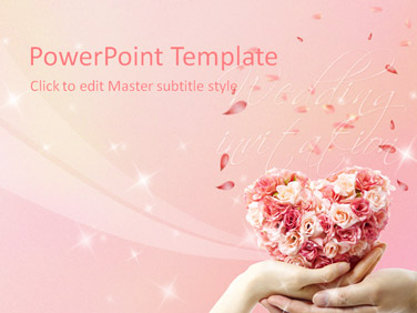 Free Wedding PowerPoint Templates download
