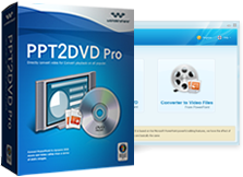 Wondershare PPT2DVD Box