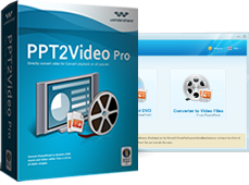 PowerPoint to Video Converter - PPT to Video Pro